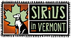 Sirius in Vermont